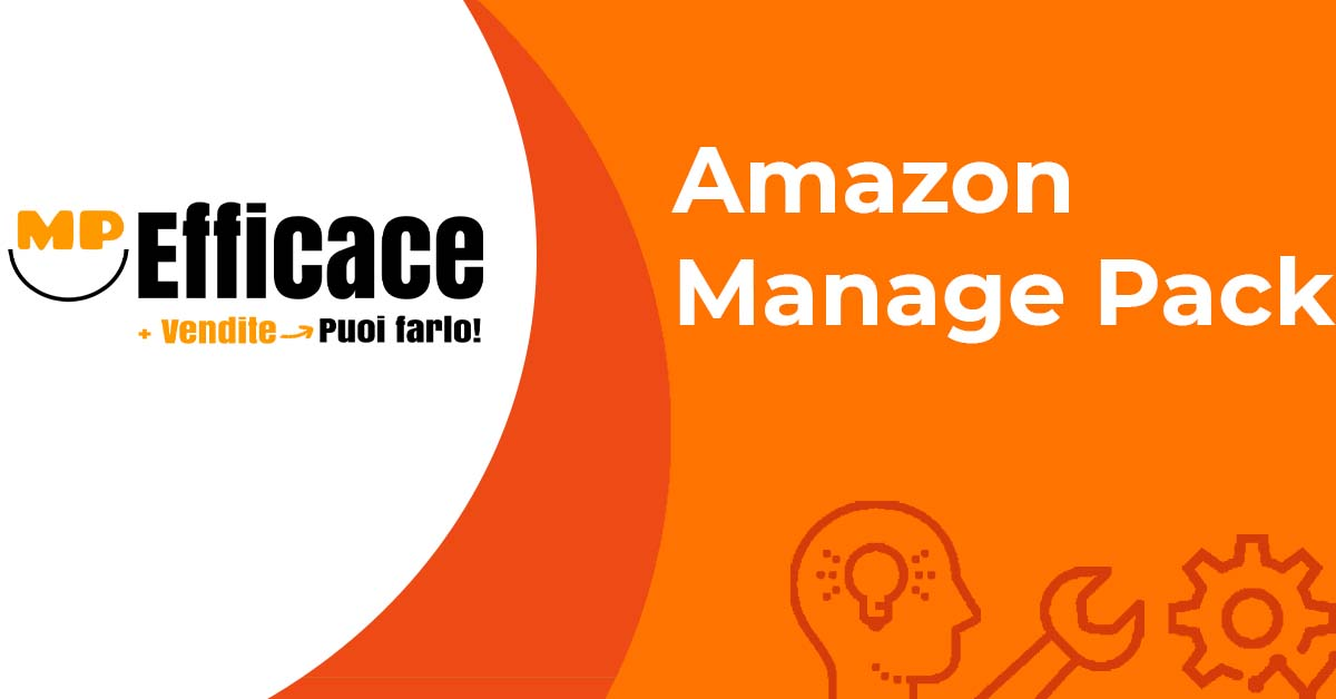 Gestione Account Amazon Amazon Manage Pack