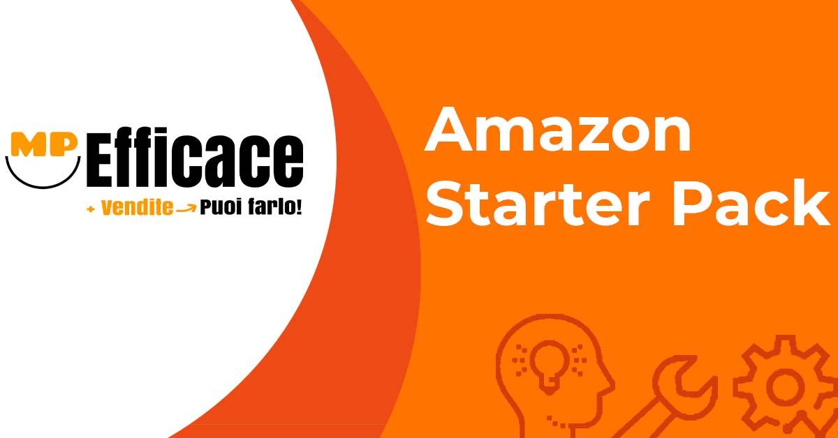 Vendere su Amazon Seller Iniziare con Amazon Starter Pack