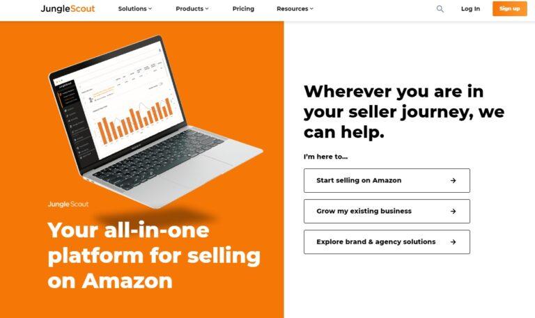 Gli strumenti per capire cosa vendere su Amazon - Jungle Scout